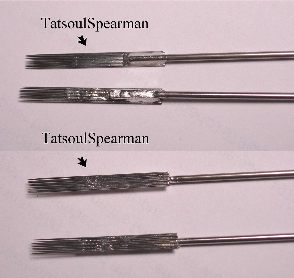 Tatsoul spearman envy needles general tattoo discussion for Envy tattoo needles