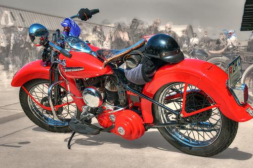 Harley Davidson (Type?)