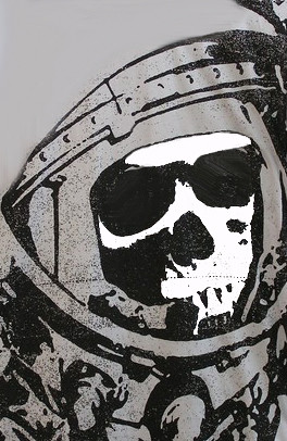 Space Astronaut Skeleton (page 3) - Pics about space