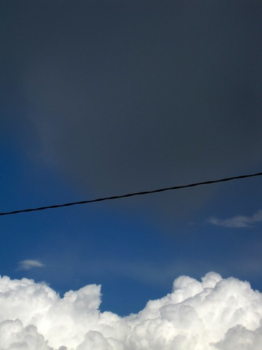 sky clouds finland soini