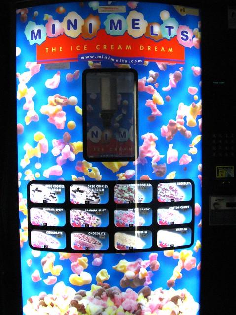 Mini Vending Machine >> Mini Melts Vending Machine | Flickr - Photo Sharing!
