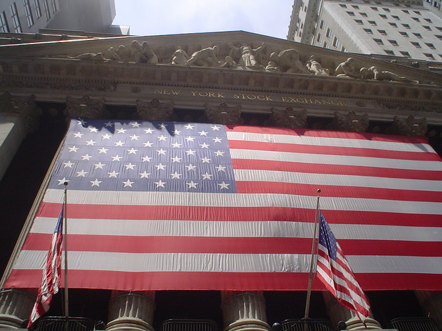 Photo de Wall Street, New York, USA