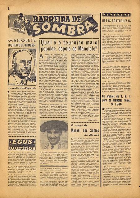 Século Ilustrado, No. 518, December 6 1947 - 5