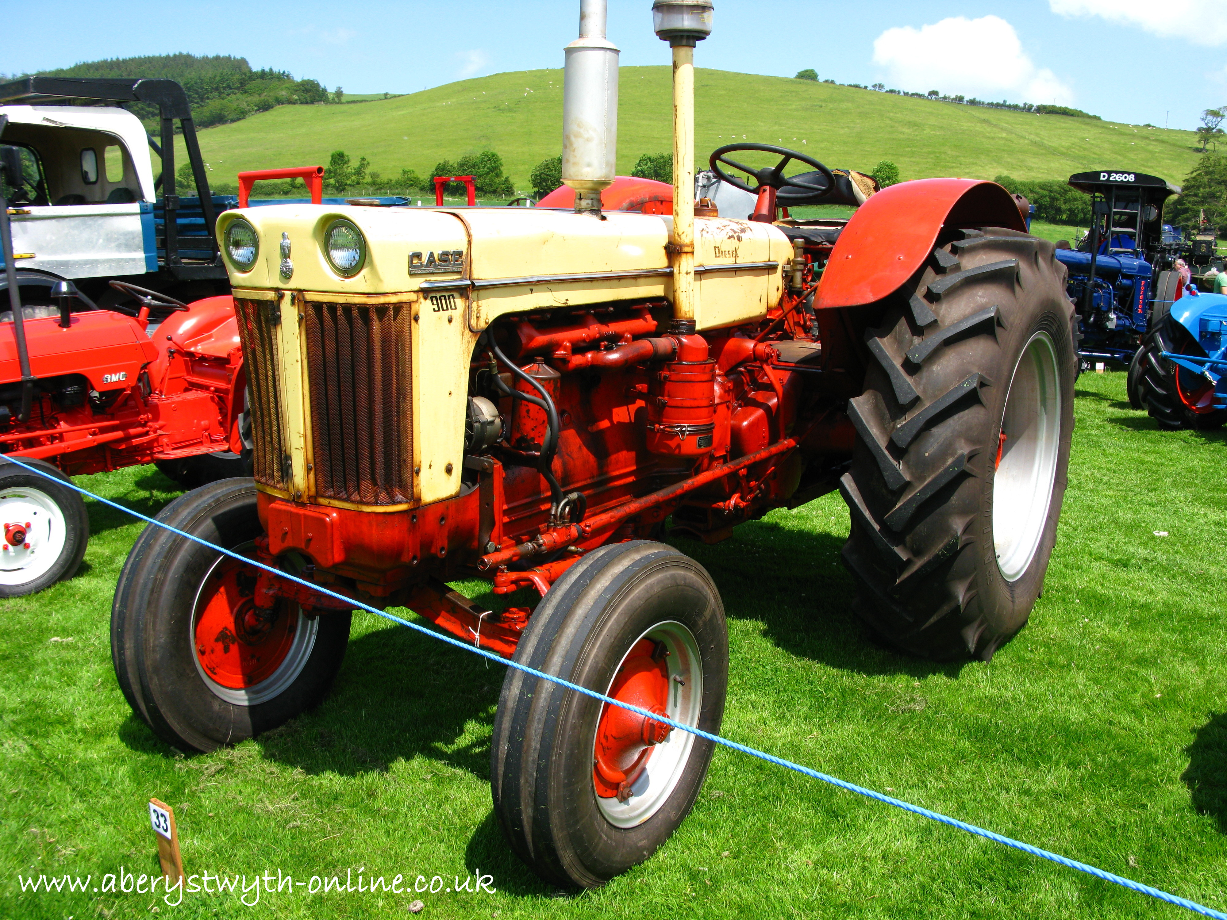 Old Case Tractor : The gallery for gt vintage case tractors