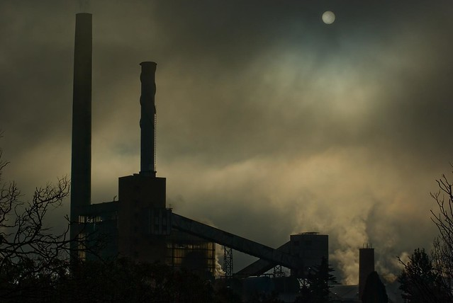 Industrial Hellscape