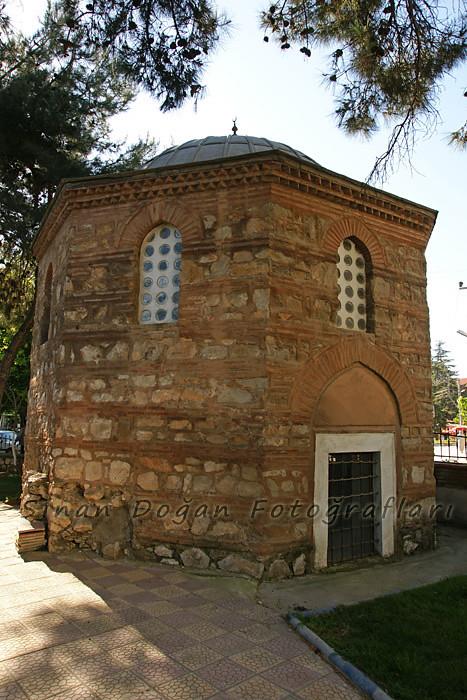 Süleyman Paşa Türbesi - Yenişehir