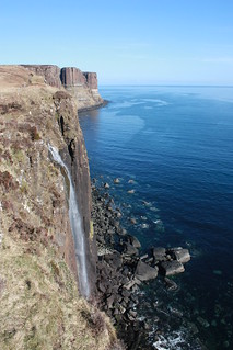 kilt rock fall