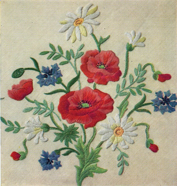Vintage embroidery flickr photo sharing