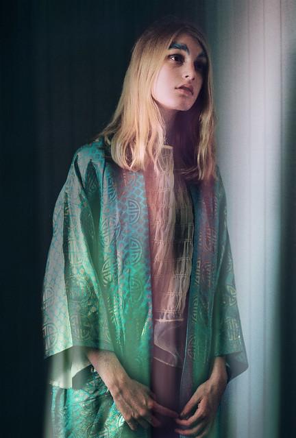 Lauren Withrow - a technicolor ghost II