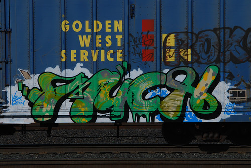 Much on Golden West Service