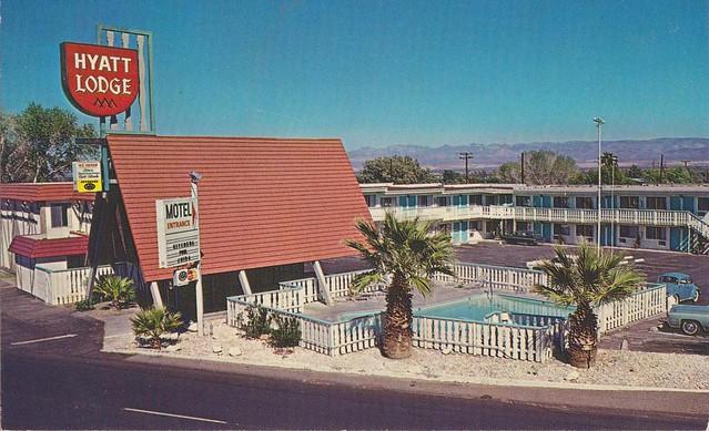 Hyatt Lodge - Needles, California U.S.A.