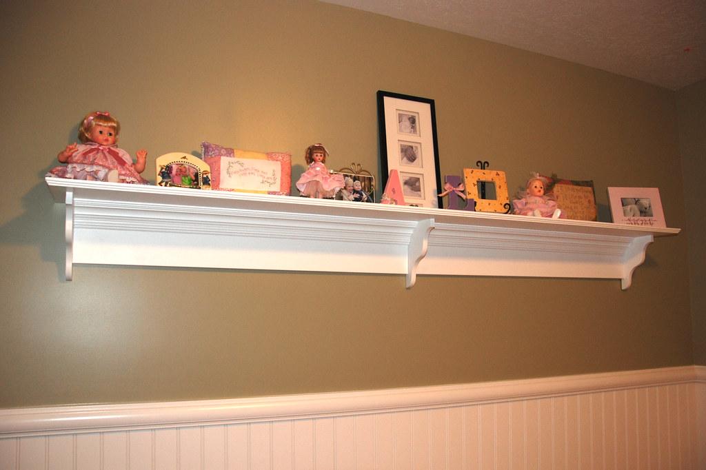 Make Your Own Decorative Shelf Brackets