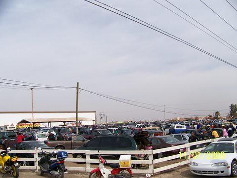 Sunday Car Market