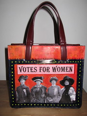 Suffragette purse, front by pennylrichardsca (now at ipernity)