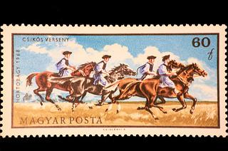 Magyar Posta - Colt Race