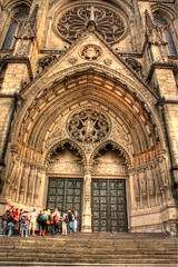 Cathedral Church of St. John the Divine,  New York