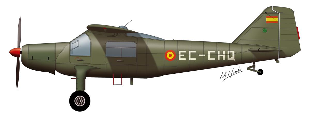 Dornier 27 FPAC