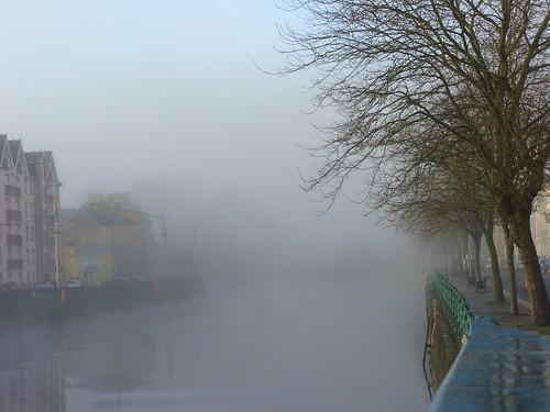 Foggy Irish Morn