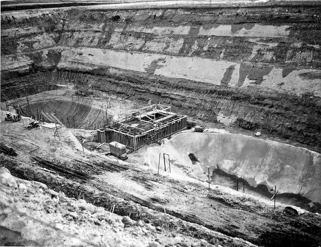 Missile Silo construction Montana 1965   Flickr - Photo ...