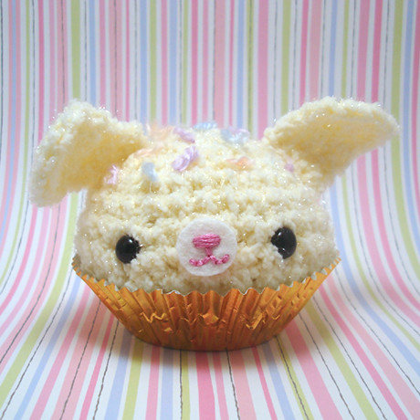 Amigurumi Floppy Ear Bunny : Amigurumi Floppy ears spring bunny cupcake Flickr ...