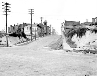 Shilshole Avenue and 22nd Avenue NW, 1915