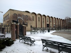 Mcginley Center Fordham University Rose Hill Campus Bro Flickr