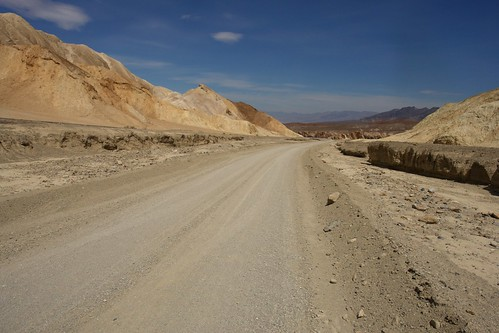 Death Valley, CA, Road to Nowhere