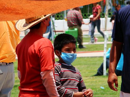 Flu-influenza (Porcina) Outbreak, Sunday April 26, 2009 (Swine Flu), H1N1