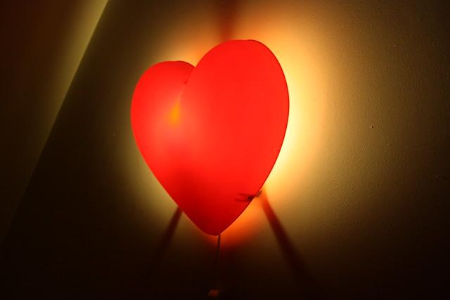 Light up my heart