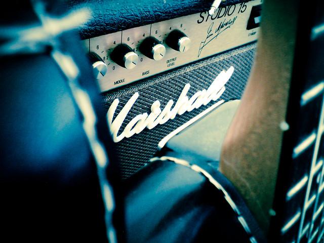 Photo:guitar & amp pr0n By Marco Raaphorst
