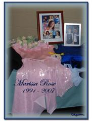 2009 Marissa Rose Memorial Skate