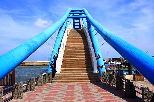 KH38永安漁港-彩虹橋
