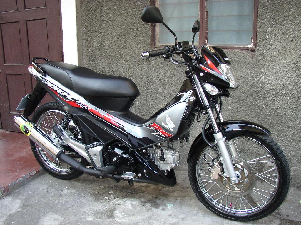 Honda xrm rs 125 36