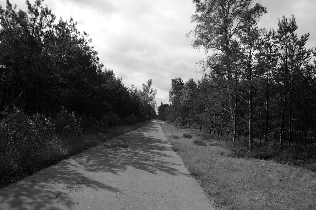 Road to Kłomino