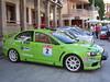 Pelaez en el Rallye Comunidad de Madrid 2009