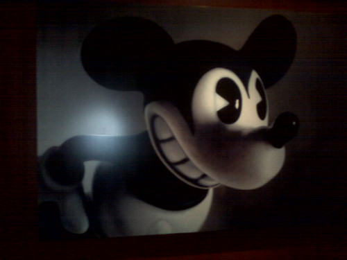 Toothy Mickey Mouse