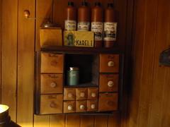 Graanelevator 19 - keukenkastjes