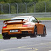 Porsche 997 GT2 on the Nordschleife