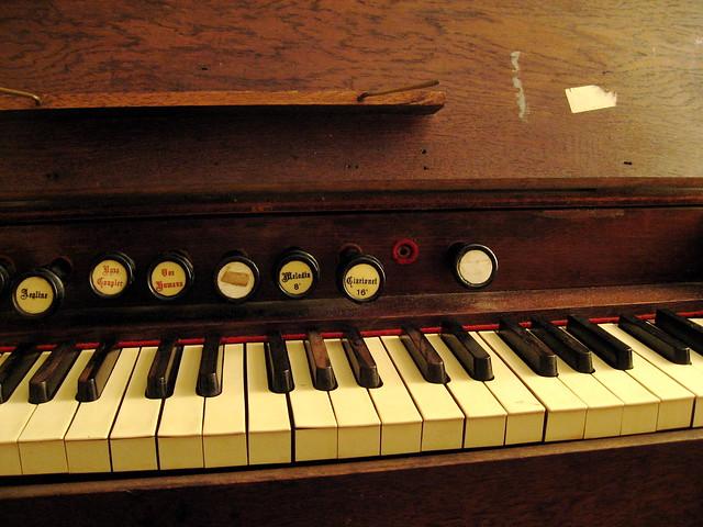 Reed Organ Love