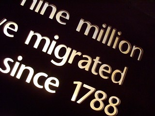 nine million migrants