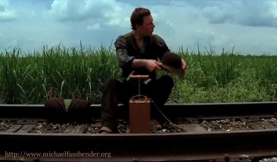 Michael Fassbender as Burke (Jonah Hex) | Flickr - Photo Sharing! Michael Fassbender