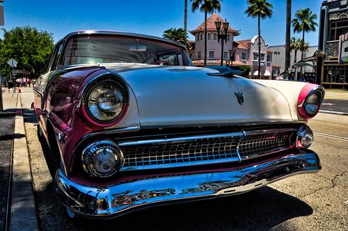 classic vintage orlando nikon florida universalstudios hdr classiccars banias d90