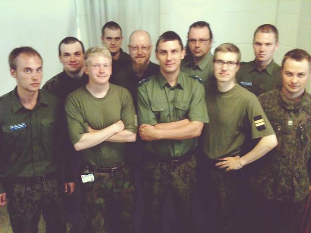 Reservistas de Finlandia