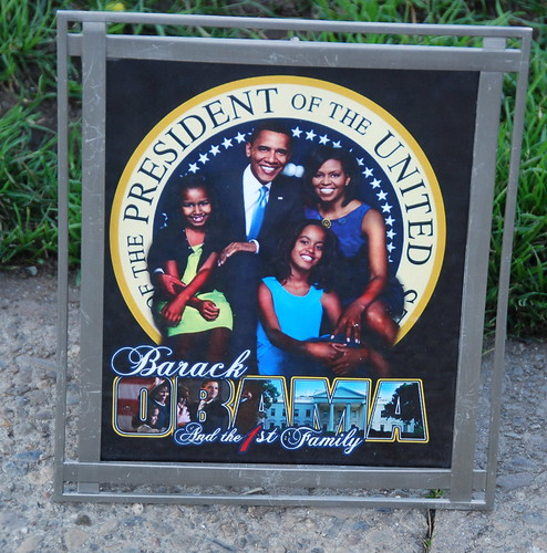 obama & the first family on martin luther king day - 104