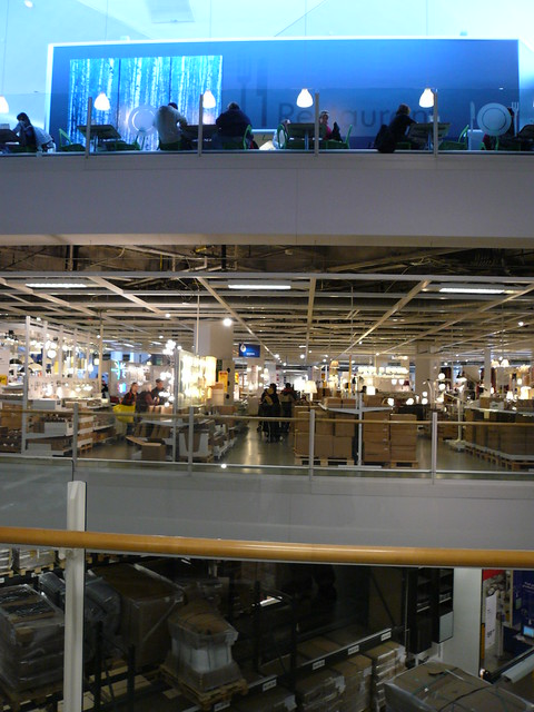 Ikea three floors of consumerism at the ikea in for Ikea chicago heures