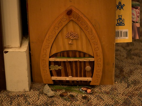 Crazy Wisdom Fairy Door