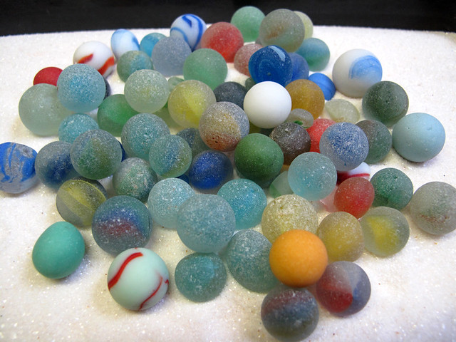 Sea Glass Marbles Flickr Photo Sharing