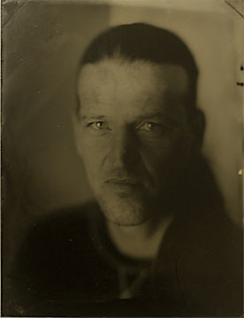collodion (self)portrait