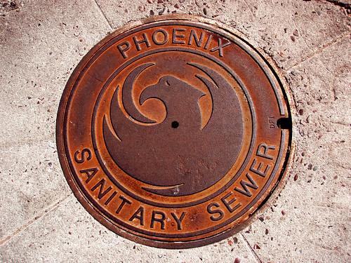 Phoenix Manhole