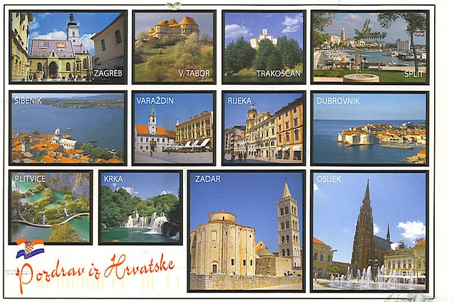 Postcard from Croatia